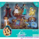 Disney Aladdin Collectible Figures © Dizdude.com