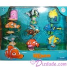 Disney Finding Nemo Collectible Figures © Dizdude.com
