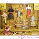 Disney Indiana Jones Collectible Figures © Dizdude.com