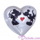 Disney Pandora Mickey and Minnie Kiss Sterling Silver Charm