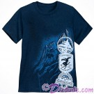 Badges Expedition Everest Youth T-Shirt (Tee, Tshirt or T shirt) ~ Disney Animal Kingdom