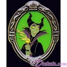 Framed Maleficent Pin © Dizdude.com