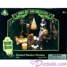 Disney Haunted Mansion Diorama - Attic Scene 32 Pieces - Park Exclusive © Dizdude.com