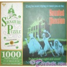 Haunted Mansion 45th Anniversary 1000 Piece Disney Signature Puzzle © Dizdude.com