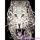 Snow Leopard T-Shirt or Tank Top (Tshirt, T shirt or Tee) © HIPPIEWORKS