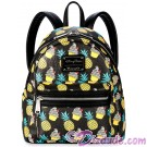 Dole Whip Pineapple Swirl Mini Backpack by Loungefly - Disney Parks © Dizdude.com