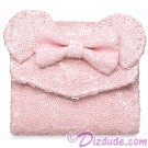 Minnie Mouse Pink Sequined Wallet by Loungefly - Disney Parks © Dizdude.com