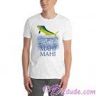 Mahi-Mahi T-Shirt or Tank Top on White (Tshirt, T shirt or Tee) © Hippieworks