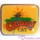 Disney Cruise Line Castaway Cay Pin © Dizdude.com