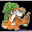 Walt Disney World Cast Lanyard Series 2 ~ Jungle Book Shere Khan Pin © Dizdude.com