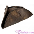Three Cornered (Tricorn) Pirate Hat~ Disney's Pirates of the Caribbean