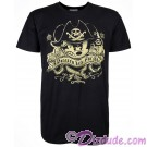 Pirate Mickey A Pirates Life For Me Adult T-shirt (Tee, Tshirt or T shirt) - Disney's Pirates of the Caribbean