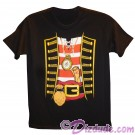 Vintage Disney Pirate Captain Youth T-shirt (Tee, Tshirt or T shirt)