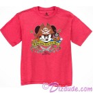 Vintage Disney A Pirates Life For Me Mickey Mouse Youth T-shirt (Tee, Tshirt or T shirt)