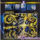Doctor Who: Exploding Tardis 1000 Piece Jigsaw Puzzle © Dizdude.com