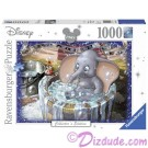 Disney Dumbo Collector's Edition 1000 Piece Jigsaw Puzzle - by Ravensburger © Dizdude.com