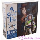 Toy Story 20th Anniversary 1000 Piece Jigsaw Puzzle- Disney Signature Puzzle © Dizdude.com