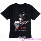 Rock 'N' Roller Coaster Mickey Mouse Guitarist Youth T-shirt (Tee, Tshirt or T shirt) - Disney Hollywood Studios