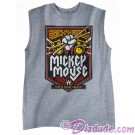 Rock 'N' Roller Coaster Sleeveless Mickey Youth T-shirt (Tee, Tshirt or T shirt) - Disney Hollywood Studios