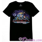 Space Mountain Mickey & Friends Ladies T-Shirt (Tee, Tshirt or T shirt) ~ Disney Magic Kingdom