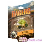 Star Tours Disney Racers Yoda Die-cast metal body race cars 1/64 scale - Disney Star Wars Weekends 2014 © Dizdude.com