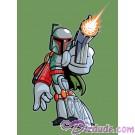 Vintage Star Wars Boba Fett T-Shirt © Dizdude.com