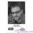 Steve Blum the voice of Garazeb ZEB Orrelios Presigned Official Star Wars Weekends 2014 Celebrity Collector Photo © Dizdude.com