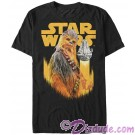 SOLO A Star Wars Story Chewbacca Youth & Adult T-Shirt (Tshirt, T shirt or Tee)  © Dizdude.com