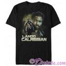 SOLO A Star Wars Story LANDO CALRISSIAN Adult T-Shirt (Tshirt, T shirt or Tee)  © Dizdude.com