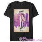 SOLO A Star Wars Story Qi'ra Poster Adult T-Shirt (Tshirt, T shirt or Tee)  © Dizdude.com