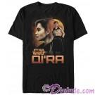SOLO A Star Wars Story QI'RA Adult T-Shirt (Tshirt, T shirt or Tee)  © Dizdude.com