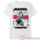 SOLO A Star Wars Story Range Trooper Adult T-Shirt (Tshirt, T shirt or Tee)  © Dizdude.com