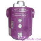 Purple Astromech Droid Body ~ Series 2 from Disney Star Wars Build-A-Droid Factory © Dizdude.com