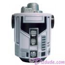 Black & White Astromech Droid Body ~ Series 2 from Disney Star Wars Build-A-Droid Factory © Dizdude.com