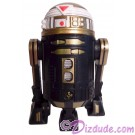R7 Black & Gold Astromech Droid ~ Pick-A-Hat ~ Series 2 from Disney Star Wars Build-A-Droid Factory © Dizdude.com