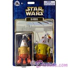 Star Wars R4-B0018 Astromech Droid - Disney World DROID FACTORY Action Figures 3¾ Inch - Limited Release © Dizdude.com