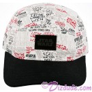 Disney Star Wars Messages Adjustable Baseball Hat © Dizdude.com