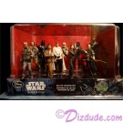 Rogue One - A Star Wars Story 10 Figurine Deluxe Playset Multi-Pack ~ Disney Star Wars © Dizdude.com