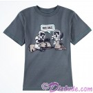 Vintage Star Wars Biker Scout Nice Bike Youth T-shirt  (Tee, Tshirt or T shirt) © Dizdude.com