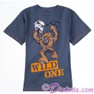 Vintage Star Wars Chewbacca Wild One Youth T-shirt (Tee, Tshirt or T shirt) © Dizdude.com