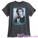 Disney Star Wars Han Solo I Know Companion Adult T-Shirt (Tshirt, T shirt or Tee) © Dizdude.com
