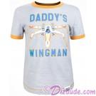 Disney Star Wars Episode VIII: The Last Jedi - Daddy's Wingman Toddler Ringer T-Shirt (Tshirt, T shirt or Tee)