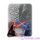 Vintage Star Wars Darth Vader vs Obi-Wan Adult T-Shirt (Tshirt, T shirt or Tee) © Dizdude.com