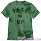 Disney Star Wars Fett Up Adult T-Shirt (Tshirt, T shirt or Tee)