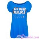 Disney Star Wars Galaxy's Edge Ladies T-Shirt (Tshirt, T shirt or Tee) © Dizdude.com