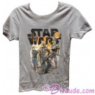 Disney Star Wars The Mandalorian Group Picture Youth T-Shirt (Tshirt, T shirt or Tee) © Dizdude.com
