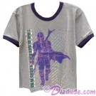 Disney Star Wars The Mandalorian Youth Ringer T-Shirt (Tshirt, T shirt or Tee) © Dizdude.com
