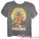 Disney Star Wars The Mandalorian Youth T-Shirt