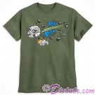 Disney Star Wars Millennium Falcon Pew Pew Adult T-Shirt (Tshirt, T shirt or Tee) © Dizdude.com
