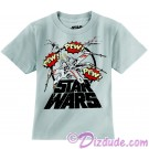 Vintage Star Wars X-Wing Pew Pew Toddler T-Shirt (Tshirt, T shirt or Tee) © Dizdude.com